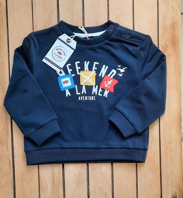 BELAIR Sweater navy