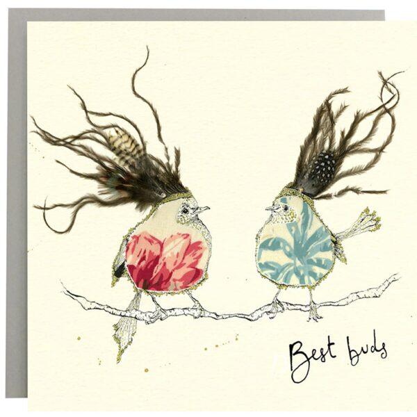 Best Buds Birds Card