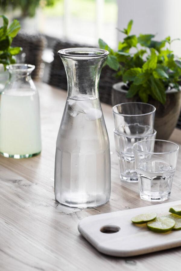 Bistro Glass Carafe
