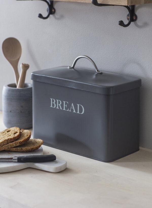 Charcoal Bread Bin