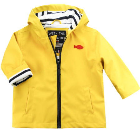 HOBY Cotton Lined Jacket - yellow