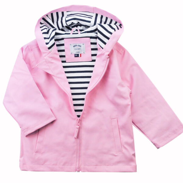 HOBY Cotton Lined Jacket - Pastel Pink