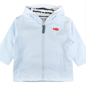 HOBY Cotton Lined Jacket -Pastel Blue