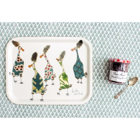 Ladies Who Lunch Birch Tray