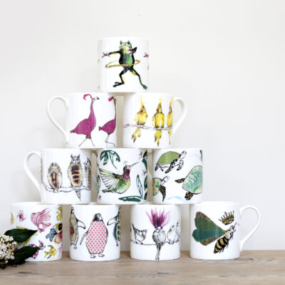 Anna Wright Mugs