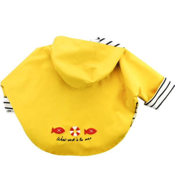 NEMO Yellow Cape - Cotton Lined