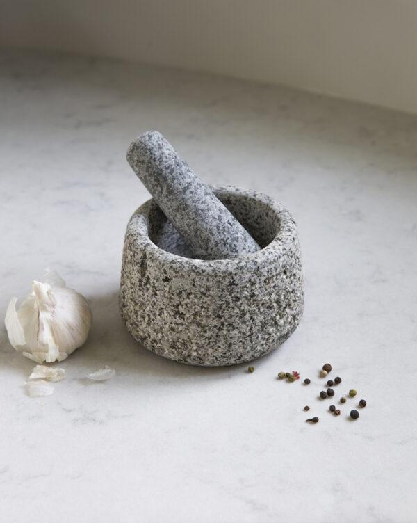 Granite Pestle and Mortar