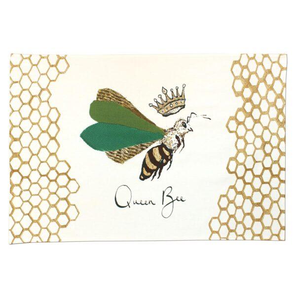 Queen Bee Tea Towels