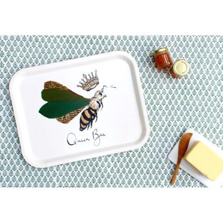 Queen Bee Birch Tray