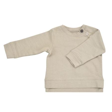 Summer Sweatshirt - Pebble