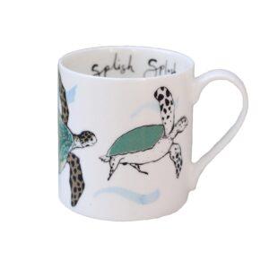 Splish Splosh Turtle Mug