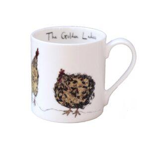 The Golden Ladies Chicken Mug