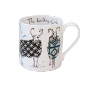 The Knitting Circle Sheep Mug