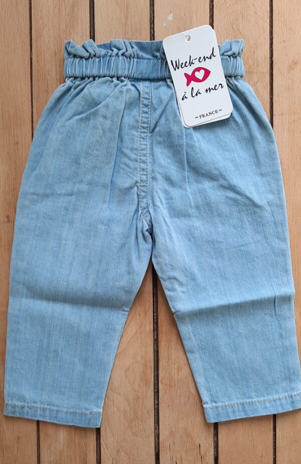 Sautdepuce summer trousers