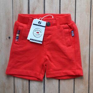 Traptrap shorts red-orange
