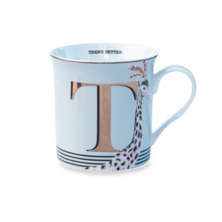 Yvonne Ellen Gold Edition Mug 'T'