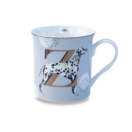 Yvonne Ellen Gold Edition Mug 'Z'