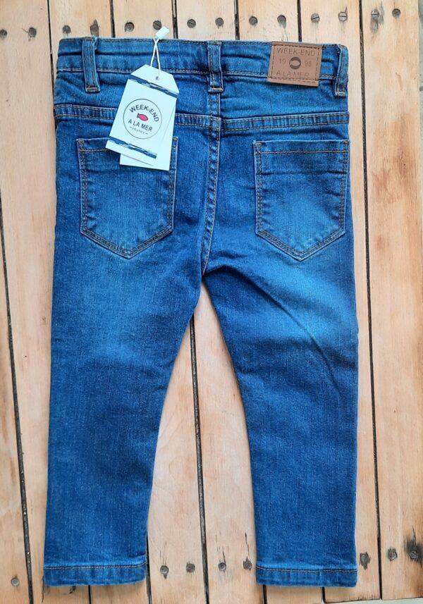 Rollingstone Jeans Week end a la mer