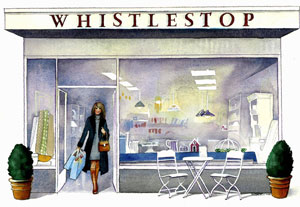 Whistlestop Gifts and Interiors