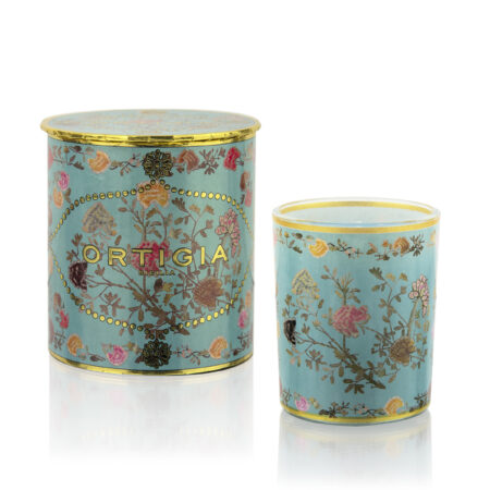 Florio Decorated Candle