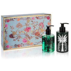 Florio liquid soap and body cream gift set