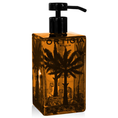 Amber Nera Liquid soap 500 ml glass