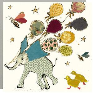 Elephant Parade Card