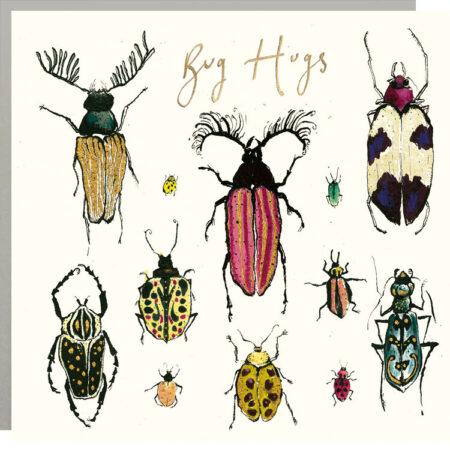 Bug Hugs Card