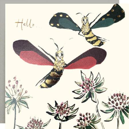 Hello Bees Card